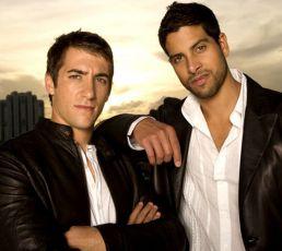 Jonathan Togo + Adam Rodriguez