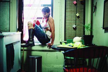 Večeře s April (2003)