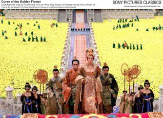 Kletba zlatého květu (2006)