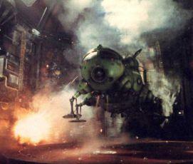 Červený trpaslík (1988) [TV seriál]