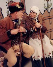 Josef Pehr a Nelly Gaierová