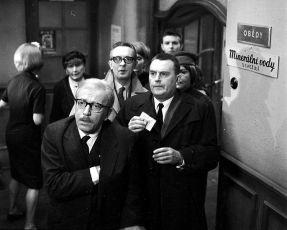 Konec velké epochy (1965) [TV inscenace]