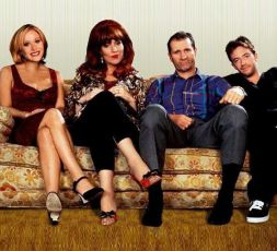 Christina Applegate + Katey Sagal + Ed O'Neill + David Faustino