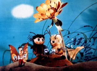 Příběhy včelích medvídků (1984) [TV seriál]