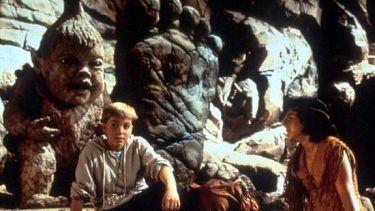 kamenožroucké dítě + Kenny Morrison + Jonathan Brandis