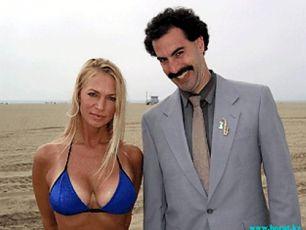 Borat: Nakoukání do amerycké kultůry na obědnávku slavnoj kazašskoj národu (2006)