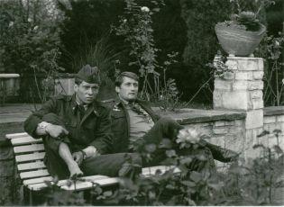 Ivan Vyskočil a Pavel Landovský