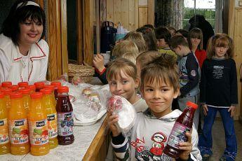 Vítek na škole v přírodě - Tatry