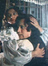 N.Bondarčuk (madam de Rénal) a N. Jeremenko ml. (Julien Sorel)