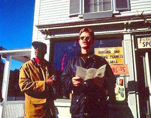 Velké trable malého města (2000)