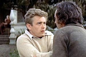Na východ od ráje (1955)