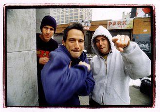 Beastie Boys, 50 kamer a 40 tisíc očí (2006)