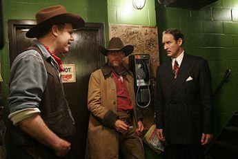 ....Woody Harrelson a Kevin Kline