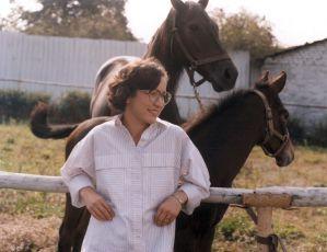 Monika a hříbě s hvězdičkou (1985) [TV film]