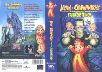 Alvin a Chipmunkové: setkání s Frankensteinem (1999)