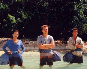 Pláž (2000)