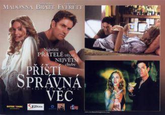 Příští správná věc (2000)