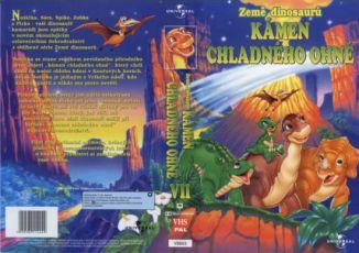 Země dinosaurů 7 - Kámen chladného ohně (2000)