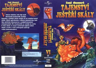 Země dinosaurů 6: Tajemství ještěří skály (1998) [Video]