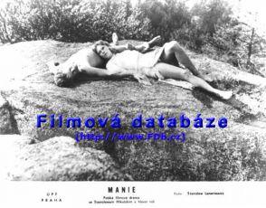 Mánie (1972)