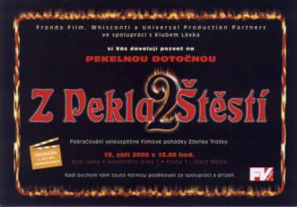 Z pekla štěstí 2 (2001)