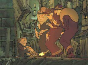 Trio z Belleville (2002)
