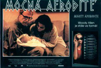 Mocná Afrodité (1995)