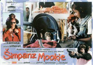 Šimpanz Mookie (1998)