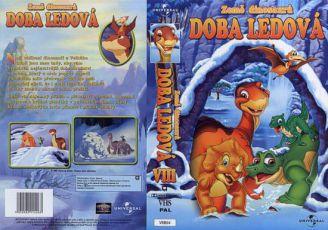 Země dinosaurů 8: Doba ledová (2001) [Video]
