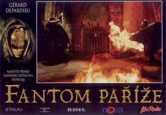 Fantom Paříže (2001)