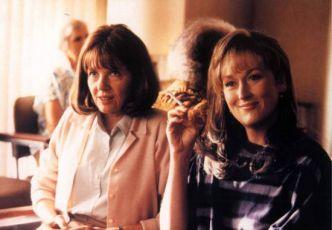 Diane Keaton a Meryl Streep