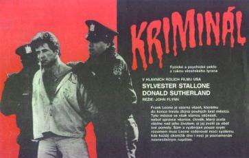 Kriminál (1989)