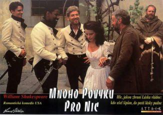 Mnoho povyku pro nic (1993)