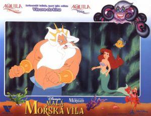 Malá mořská víla (1989)