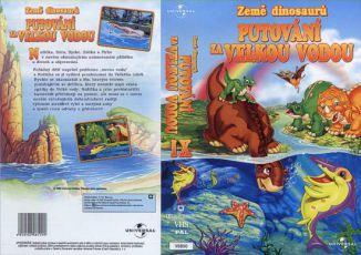 Země dinosaurů 9 - Putování za  velkou vodou (2002) [Video]