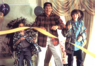 Mrs. Doubtfire - Táta v sukni (1993)