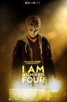 Jsem číslo čtyři (I Am Number Four)