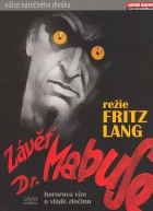 Závěť doktora Mabuse (Das Testament des Dr. Mabuse)