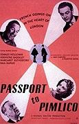 Pas do Pimlica (Passport to Pimlico)