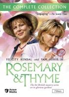 Zločiny v zahradách (Rosemary & Thyme)