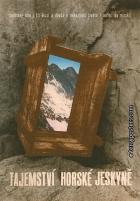 Tajemství horské jeskyně (Tajna gornogo podzemelja)