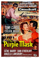 Purpurová maska (The Purple Mask)