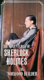 Dobrodružstvá Sherlocka Holmesa : Dobrodružstvo s norwoodským staviteľom (The Adventures of Sherlock Holmes : The Norwood Builder)