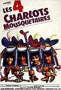 Čtyři sluhové a čtyři mušketýři (Les Quatre Charlots mousquetaires)