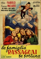 Rodina Passaguaiových nabývá majetku (La famiglia Passaguai fa fortuna)