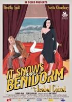 It Snows in Benidorm