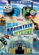 Lokomotiva Tomáš: Záhada Modré hory (Thomas & Friends: Blue Mountain Mystery)