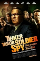 Jeden musí z kola ven (Tinker, Tailor, Soldier, Spy)