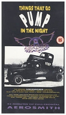 Aerosmith Things That Go Pump In The Night
