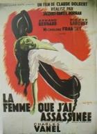 Žena, kterou jsem zabil (La femme que j'ai assassinée)